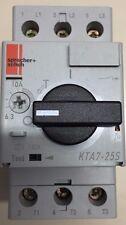Sprecher+Schuh KTA7-25S-10A Motor Protector 6kV 10A 415-690VAC 50/60Hz New