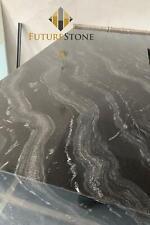 Black Agata Granite Kitchen Worktops | Sample