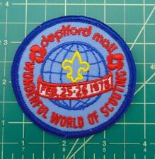 Boy Scouts of America BSA 1978 Deptford Mall Wonderful World Patch