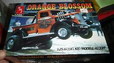 AMT ORANGE BLOSSOM SPECIAL PULLING TRUCK CHEVY MODEL CAR MOUNTAIN KIT 1/25 FS