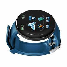 D18 Smart Bracelet Band Measuring Pressure Pulse Meter Watch Wristband GN