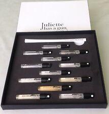 Juliette has a gun, EdP Sampel Set 12x1,7ml , NEU.