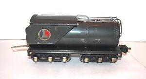Lionel Prewar O Gauge Large 263W Whistle Tender! 255 260 263 Locos! PA