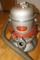 Vintage Rexair Conditioner & Humidifier Vacuum Model C-NO Rainbow Carpet Cleaner