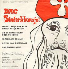 "KINDERKOOR JULIANASCHOOL - Dag Sinterklaasje (60's VINYL SINGLE 7"")"