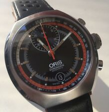 Oris Chronoris Swiss Automatic Valjoux 7750 Chronograph In Excellent Cond.