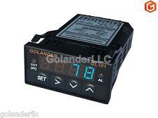 Universal 1/32DIN Digital  F/C PID Temperature Controller, Blue
