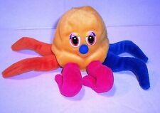 Oggie The Octopus from the House of London, Stock #180412. Soft, bright  REDUCED