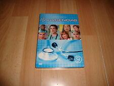 URGENCIAS EN DVD TEMPORADA NUMERO 9 CON 22 EPISODIOS EN BUEN ESTADO