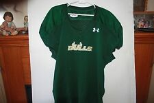 UNIVERSITY OF SOUTH FLORIDA USF BULLS YOUTH PRACTICE JERSEY UNDER ARMOUR  2XL