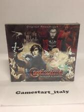CASTLEVANIA THE DRACULA X CHRONICLES - SOUNDTRACK CD - NO GAME NEW NUOVO