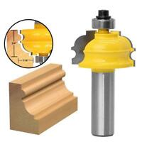 "1/2"" Shank Milling Cutter Router Bit Woodworking Cabinet Line Cutter Knife Tool"