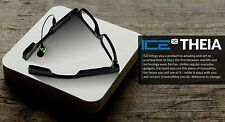 NEW ICE THEIA - WEARABLE VIDEO CAMERA GLASSES MP3 BLUETOOTH DRIVE SAVE ASSIST