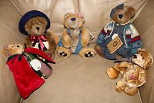 Lot Boyds Bears Plush Toy Teddy Collectible Some Larger Country