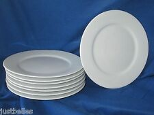 Sango ARCTIC WHITE 8000 CHINA (white) Salad Plate (s) *have more items to set*