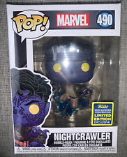 Funko Pop! Marvel: X-Men - Nightcrawler 490 SDCC 2020 Limited Edition Exclusive