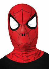 Spiderman Child Fabric Mask Marvel Halloween Superhero