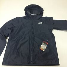 New The North face Men's FuseForm Dot Matrix Rain Jacket L in Cosmic Blue Fuse