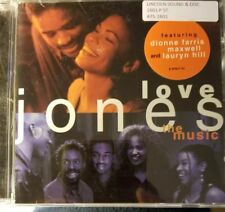 Various Artists : Love Jones CD (1997)