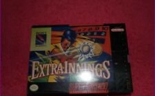 SUPER NINTENDO SNES EXTRA INNINGS NEW & SEALED USA NTSC