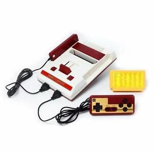 Family Computer Compact Classic Famicom 8-bit Console with 132games