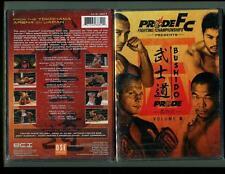 PRIDE FC - BUSHIDO: VOLUME 6 (DVD, 2006) BRAND NEW SEALED - FREE SHIPPING