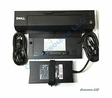 Dell Docking Station EPort Plus PRO2X with PA4E Adapter E6400 E6410 E6420 E6500
