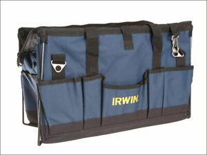 Irwin 10505369 Soft Side Tool Organiser Bag 22in