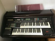 Technics Orgel EA3 mit Basspedal und Midifileplayer