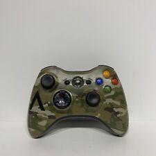 Official Microsoft Xbox 360 Special Edition Camo HALO 4 Wireless Controller