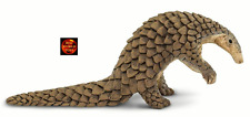 LARGE 1:3 SCALE PANGOLIN WILDLIFE TOY MODEL by SAFARI LTD 100268 - NEW WITH TAG