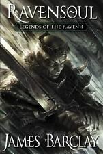 BRAND NEW Paperback Book Ravensoul Legends of the Raven 4 by James Barclay
