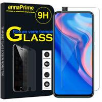 """1 Film Verre Trempé Protecteur Écran Haute Qualite Huawei P Smart Z (2019) 6.59"""""""