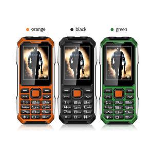 2G/3G A6 Fashionable Slim Model Long Standby Voice King Three Anti-bar Phone