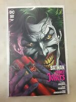 Batman Three Jokers #1 Premium Bomb Variant C with promo Card DC 2020 VF/NM
