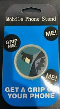Batman Phone Holder Grip socket Mobile Stand Pop Out Socket