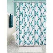 Interdesign #5620 Deco Geo Shower Curtain
