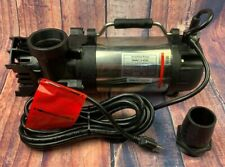 Matala Versiflow V 4700  1/2 HP Pond Waterfall Pump 4690 GPH 5.3 Amp