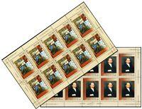 Russia-2020. 150th anniversary of the painter A.M. Vasnetsova. 2 Mini-Sheets