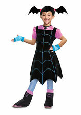 Licensed Disney Junior Vampirina Girls Deluxe Child Costume Medium 7-8 Childrens