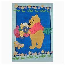 Tappeto cameretta Disney Deciso ad un invito galante ABC Italia Winnie the Pooh