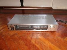 VINTAGE JVC AMPLIFIER A-K100. Pioneer PL-200 & Mission speakers separate listing