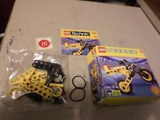 2000 Lego #10 Technic 2544 Motor cycle 28 piece New sealed with box Complete