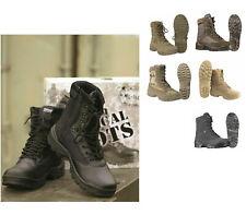 US Tactical BOOT mit YKK Zipper Einsatzstiefel Kampfstiefel Springerstiefel