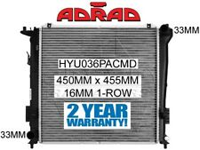 HYUNDAI i30 & i30cw FD 2007-2012 1.6ltr TURBO DIESEL MANUAL RADIATOR *ADRAD*