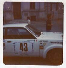 Fotografia Originale - RALLY OPEL KADETT GTE 2