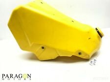 98#1 96 97 98 99 00 Suzuki RM250 RM 250 Gas Tank Container Fuel Petrol Yellow