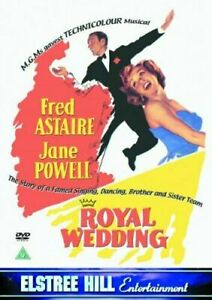 Royal Wedding Dvd Fred Astaire Brand New & Factory Sealed