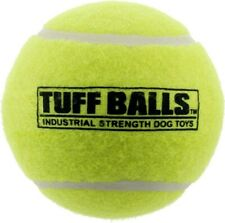 Tuff Balls 1.8 inch 2 pack USA Brand New Industrial Strength Dog Toys Fast Ship