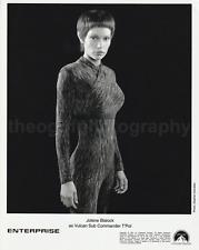 JOLENE BLALOCK as T'Pol ENTERPRISE 8x10 Found Photo STAR TREK Vulcan 711 14